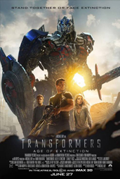 Transformers 4 Movie Poster