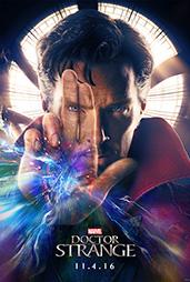 Dr. Strange Film Poster