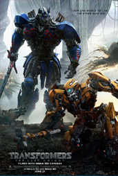 Transformers 5 Movie Poster